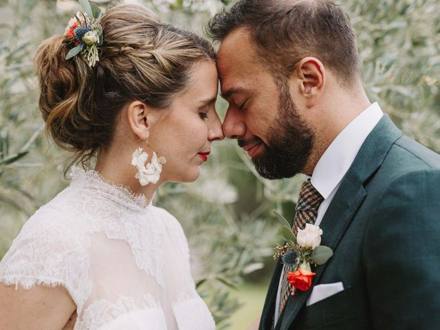 Le mariage de Alexandre et Magali à Rochefort-du-Gard, Gard 115
