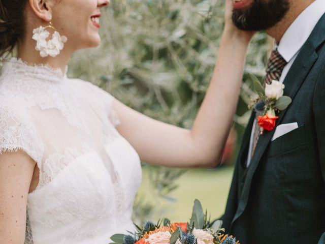 Le mariage de Alexandre et Magali à Rochefort-du-Gard, Gard 116