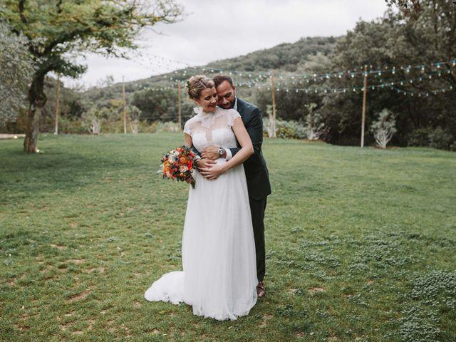 Le mariage de Alexandre et Magali à Rochefort-du-Gard, Gard 123