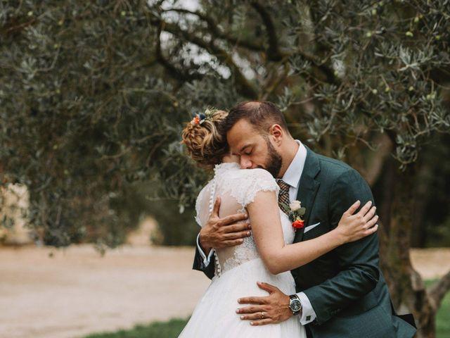 Le mariage de Alexandre et Magali à Rochefort-du-Gard, Gard 125