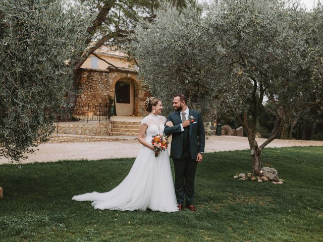 Le mariage de Alexandre et Magali à Rochefort-du-Gard, Gard 126