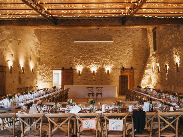 Le mariage de Alexandre et Magali à Rochefort-du-Gard, Gard 136