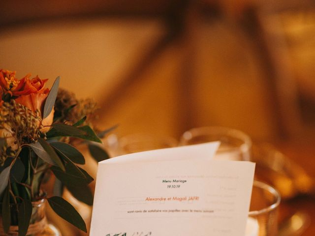 Le mariage de Alexandre et Magali à Rochefort-du-Gard, Gard 137
