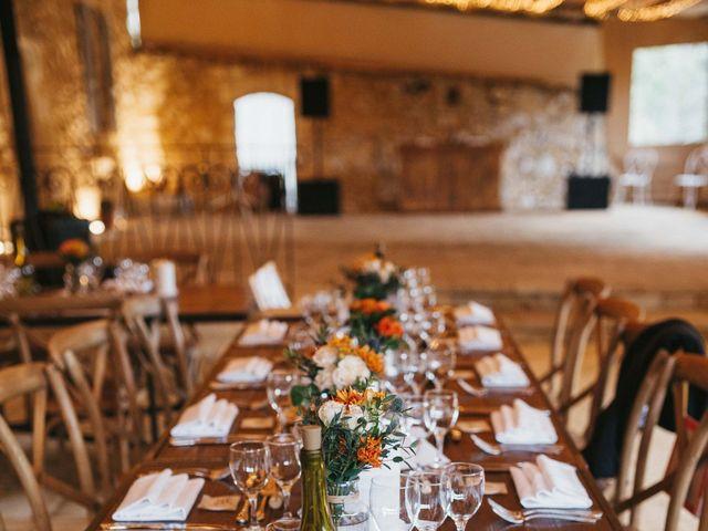 Le mariage de Alexandre et Magali à Rochefort-du-Gard, Gard 138