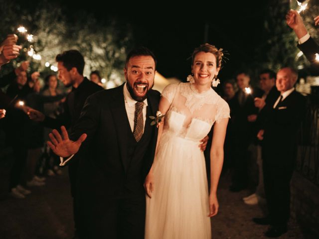 Le mariage de Alexandre et Magali à Rochefort-du-Gard, Gard 153
