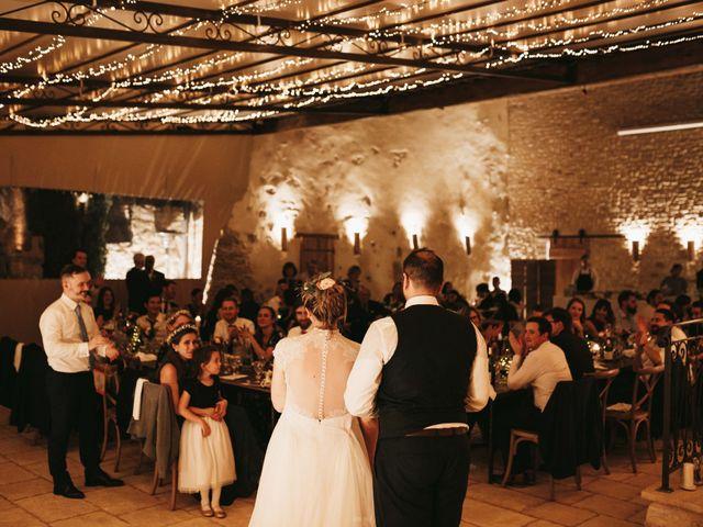 Le mariage de Alexandre et Magali à Rochefort-du-Gard, Gard 178