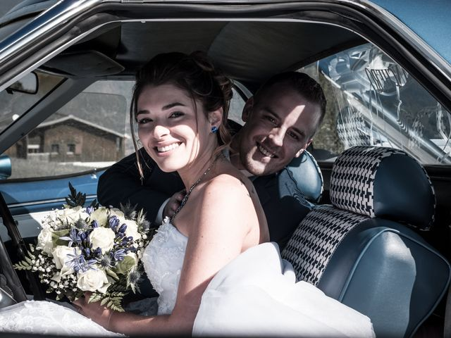 Le mariage de Nicolas et Marine à Cordon, Haute-Savoie 24