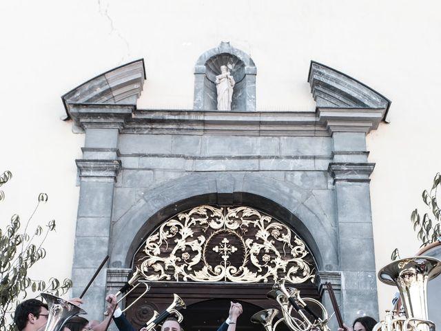Le mariage de Nicolas et Marine à Cordon, Haute-Savoie 49