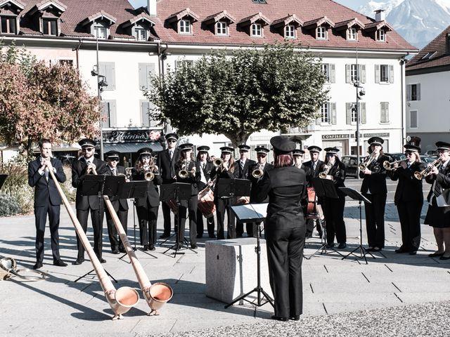 Le mariage de Nicolas et Marine à Cordon, Haute-Savoie 50