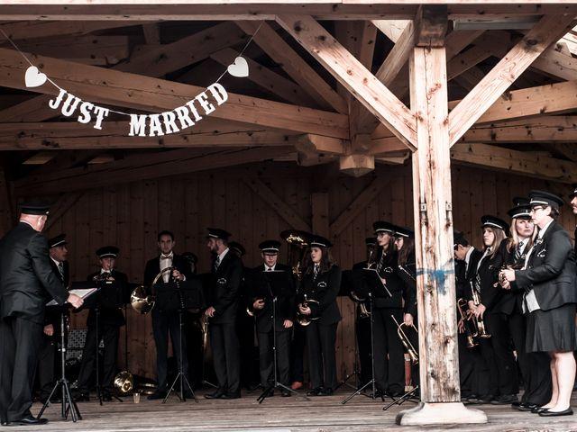 Le mariage de Nicolas et Marine à Cordon, Haute-Savoie 57