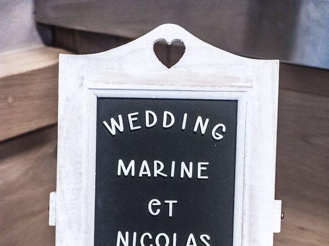 Le mariage de Nicolas et Marine à Cordon, Haute-Savoie 65