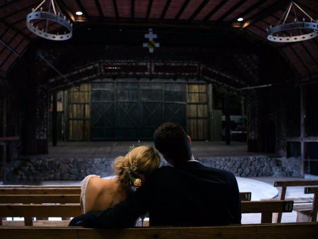 Le mariage de Alexis et Anaïs à Bussang, Vosges 18