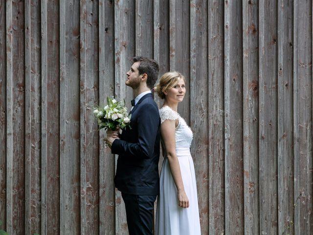 Le mariage de Alexis et Anaïs à Bussang, Vosges 25