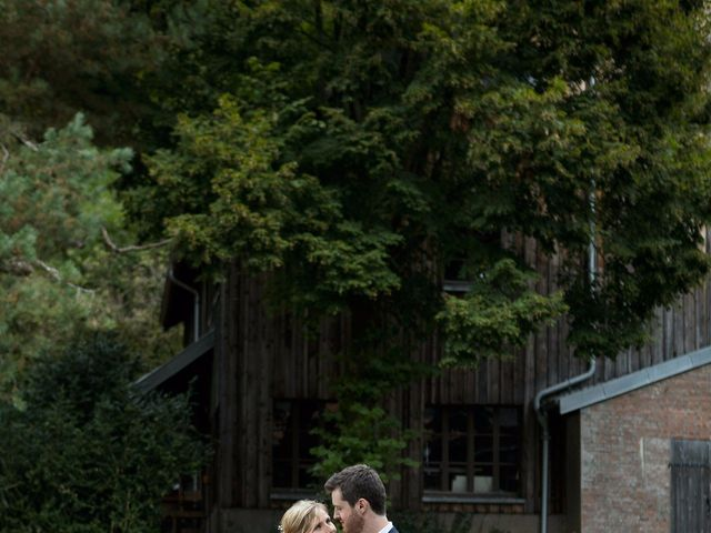 Le mariage de Alexis et Anaïs à Bussang, Vosges 27