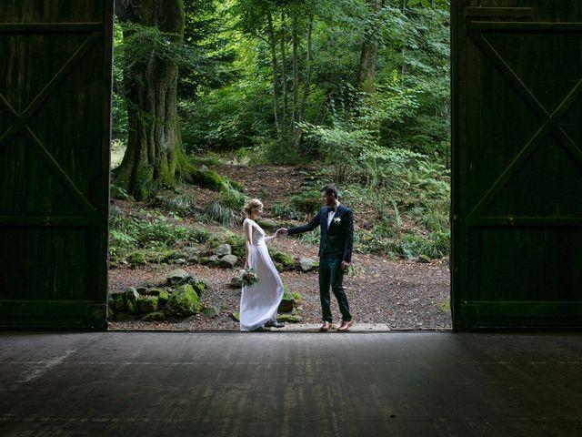 Le mariage de Alexis et Anaïs à Bussang, Vosges 30