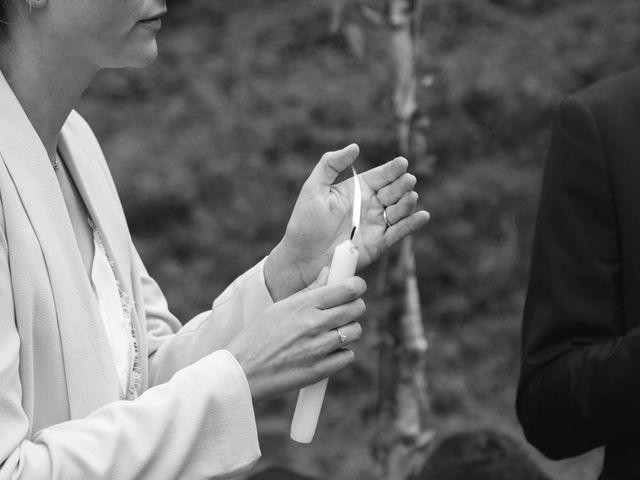 Le mariage de Alexis et Anaïs à Bussang, Vosges 44