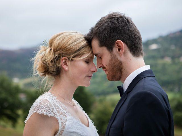 Le mariage de Alexis et Anaïs à Bussang, Vosges 51