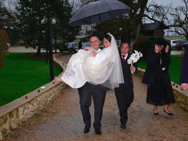 Le mariage de Ludo et Mai Anh à Cernay-la-Ville, Yvelines 4