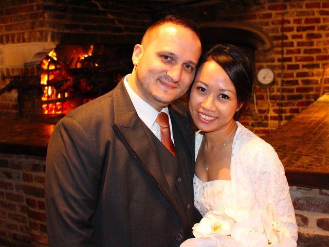 Le mariage de Ludo et Mai Anh à Cernay-la-Ville, Yvelines 8