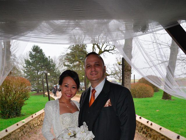 Le mariage de Ludo et Mai Anh à Cernay-la-Ville, Yvelines 10