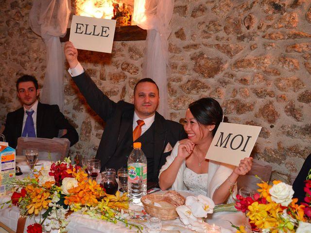 Le mariage de Ludo et Mai Anh à Cernay-la-Ville, Yvelines 15