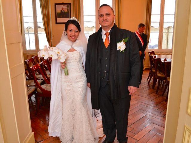 Le mariage de Mai Anh et Ludo