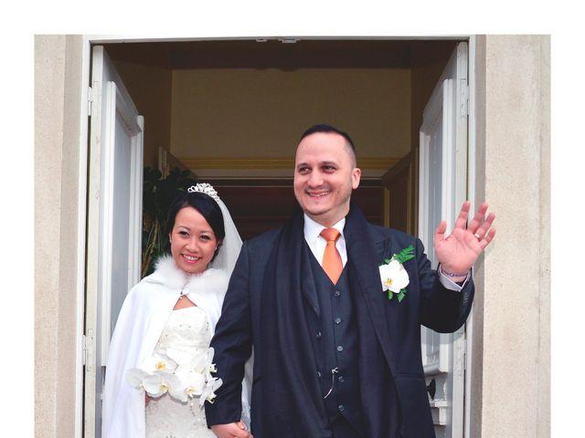 Le mariage de Ludo et Mai Anh à Cernay-la-Ville, Yvelines 3