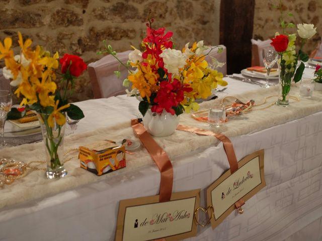 Le mariage de Ludo et Mai Anh à Cernay-la-Ville, Yvelines 13
