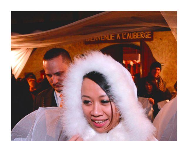 Le mariage de Ludo et Mai Anh à Cernay-la-Ville, Yvelines 24