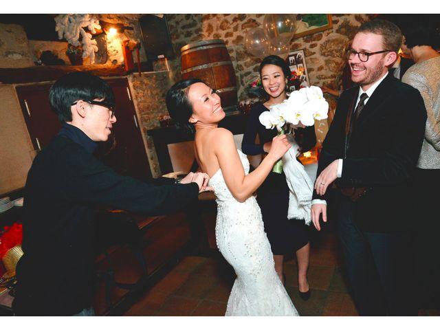 Le mariage de Ludo et Mai Anh à Cernay-la-Ville, Yvelines 27