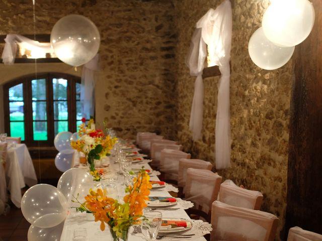 Le mariage de Ludo et Mai Anh à Cernay-la-Ville, Yvelines 28