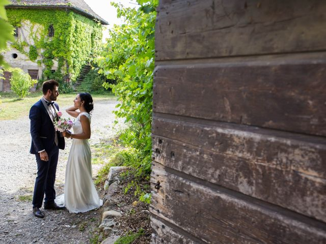 Le mariage de Laëtitia et Xavier