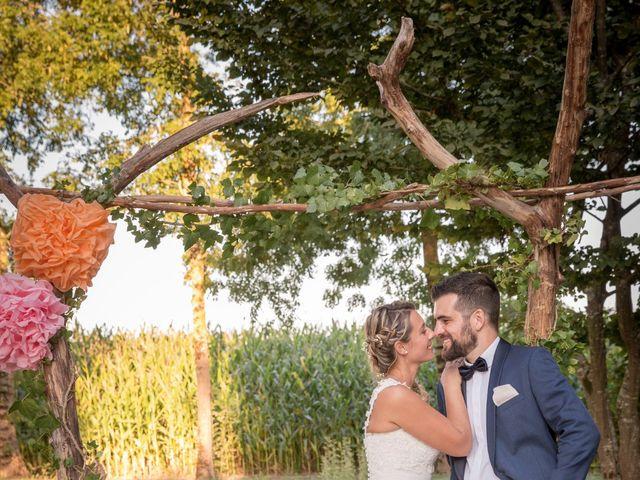 Le mariage de Thomas et Anaïs à Miramont-de-Guyenne, Lot-et-Garonne 22