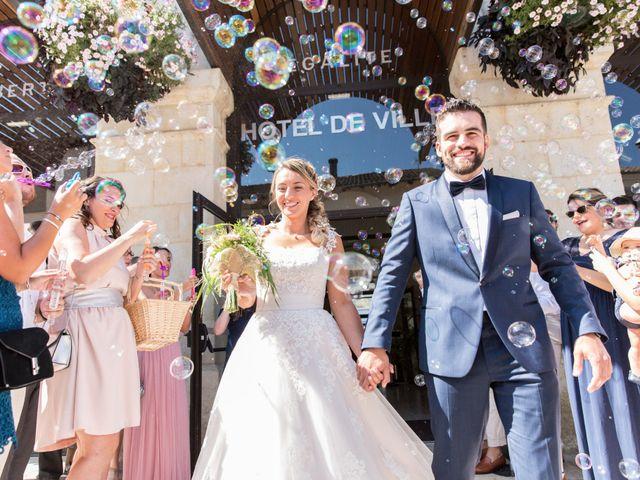 Le mariage de Thomas et Anaïs à Miramont-de-Guyenne, Lot-et-Garonne 34