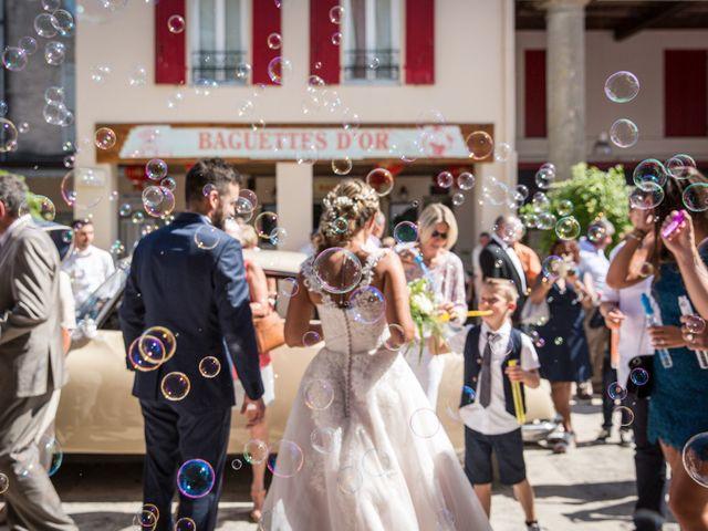Le mariage de Thomas et Anaïs à Miramont-de-Guyenne, Lot-et-Garonne 36