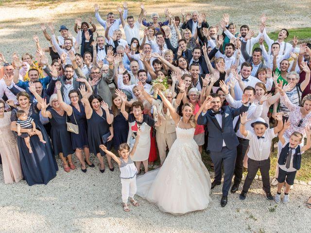 Le mariage de Thomas et Anaïs à Miramont-de-Guyenne, Lot-et-Garonne 39