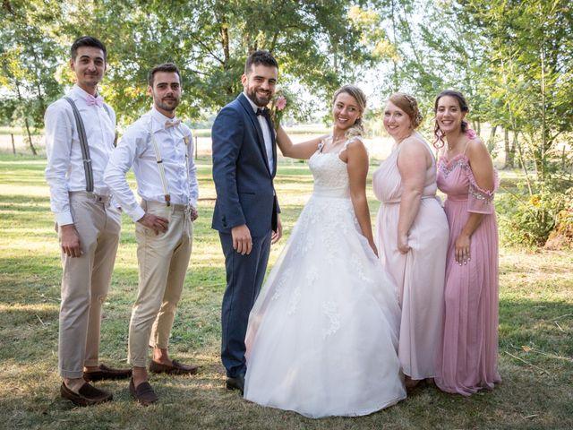 Le mariage de Thomas et Anaïs à Miramont-de-Guyenne, Lot-et-Garonne 40