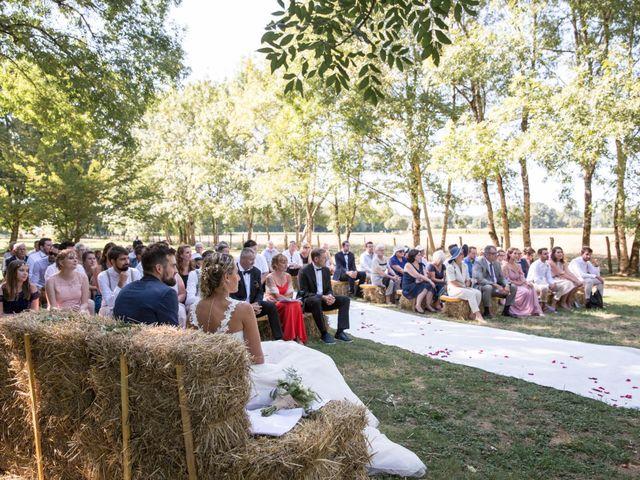 Le mariage de Thomas et Anaïs à Miramont-de-Guyenne, Lot-et-Garonne 53