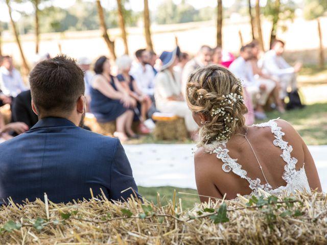 Le mariage de Thomas et Anaïs à Miramont-de-Guyenne, Lot-et-Garonne 55