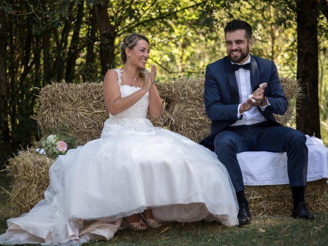 Le mariage de Thomas et Anaïs à Miramont-de-Guyenne, Lot-et-Garonne 56