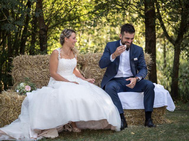 Le mariage de Thomas et Anaïs à Miramont-de-Guyenne, Lot-et-Garonne 58