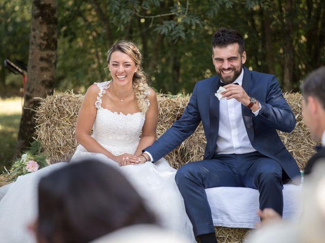 Le mariage de Thomas et Anaïs à Miramont-de-Guyenne, Lot-et-Garonne 60