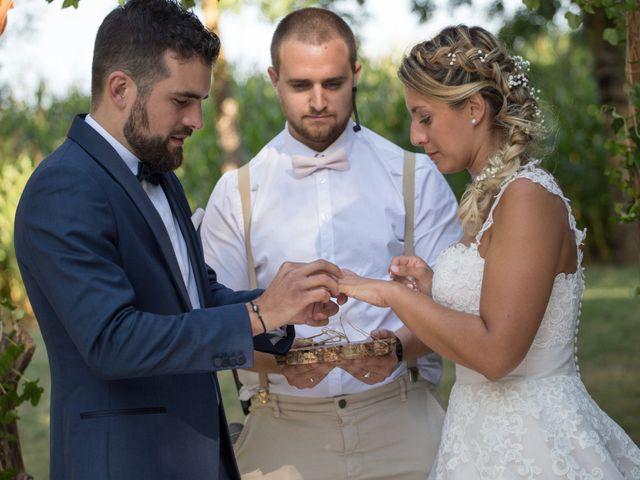 Le mariage de Thomas et Anaïs à Miramont-de-Guyenne, Lot-et-Garonne 72