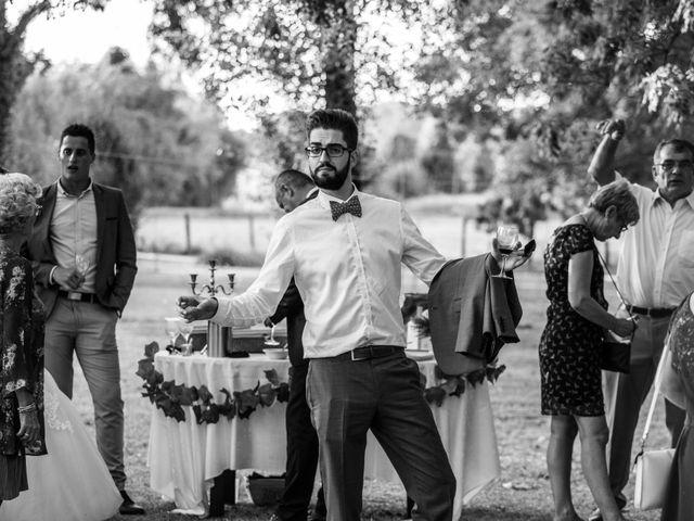 Le mariage de Thomas et Anaïs à Miramont-de-Guyenne, Lot-et-Garonne 92