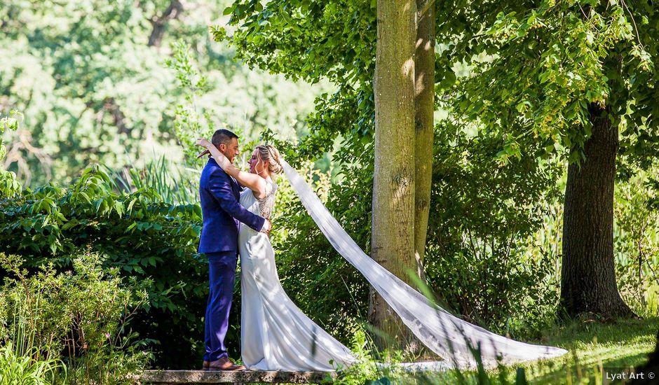 Le mariage de Jérôme et Jordanna à Wittenheim, Haut Rhin