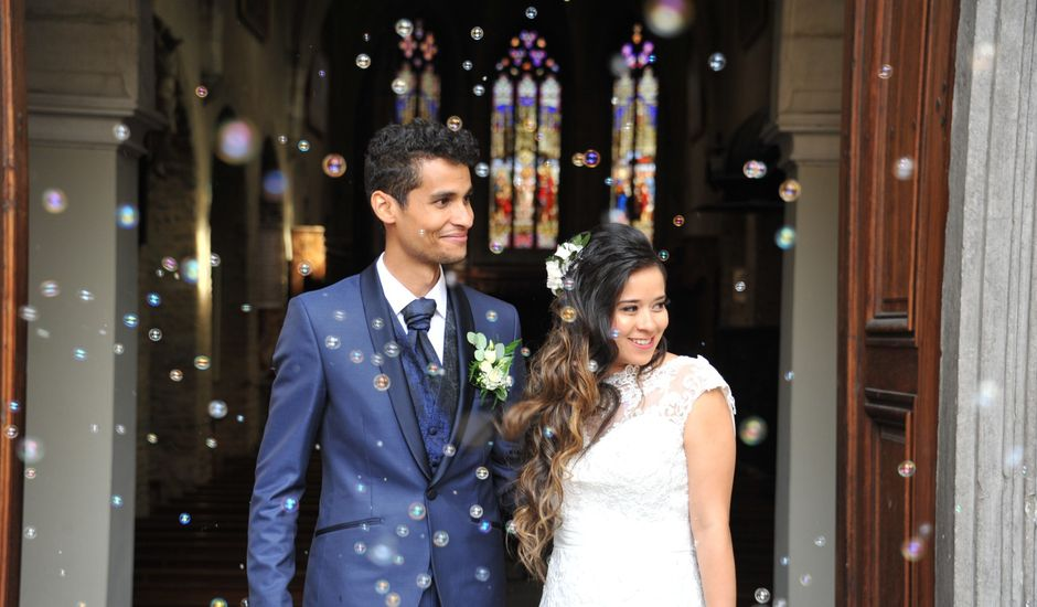 Le mariage de Daniel et Marion à Saint-Jean-de-Maurienne, Savoie