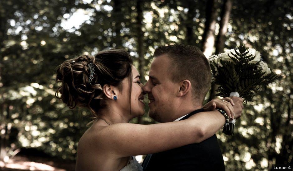 Le mariage de Nicolas et Marine à Cordon, Haute-Savoie