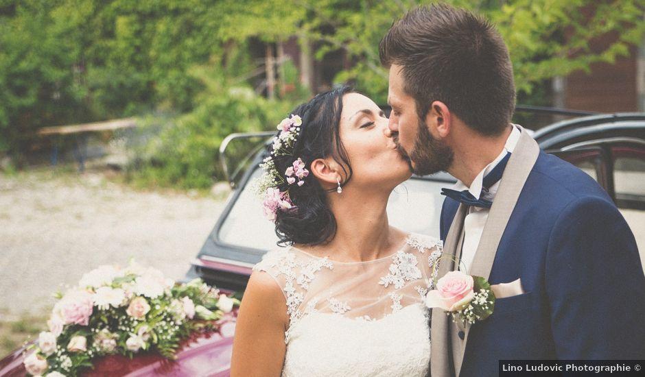 Le mariage de Xavier et Laëtitia à Massongy, Haute-Savoie