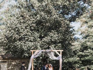 Le mariage de Marine et Dénys  1