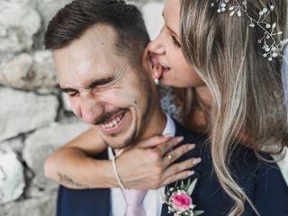Le mariage de Marine et Dénys